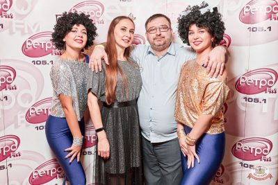 Вечеринка «Ретро FM», 13 декабря 2019 - Ресторан «Максимилианс» Тюмень - 18
