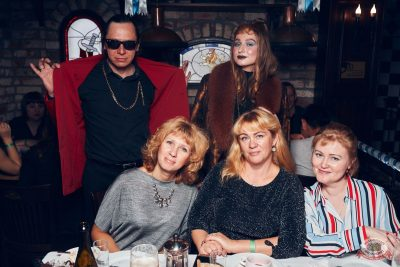 Вечеринка «Ретро FM», 14 сентября 2019 - Ресторан «Максимилианс» Тюмень - 50