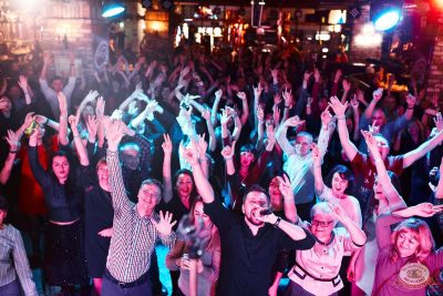 Вечеринка «Ретро FM», 22 ноября 2019 - Ресторан «Максимилианс» Тюмень - 36