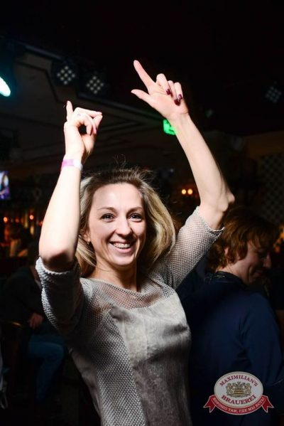 Международный женский день: вечеринка безфартуков, день второй, 8 марта 2015 - Ресторан «Максимилианс» Тюмень - 29