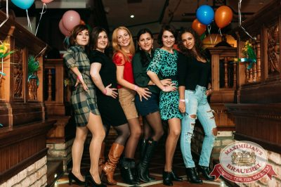 Международный женский день, 6 марта 2016 - Ресторан «Максимилианс» Тюмень - 33