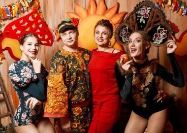 «Дыхание ночи»: party ala russe, 25октября2019