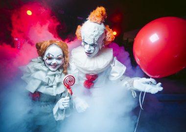 Halloween: второй день шабаша. Вечеринка помотивам фильма «Оно», 28октября2017