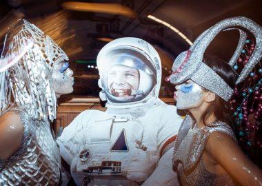 День космонавтики: удачная посадка!, 13апреля2018