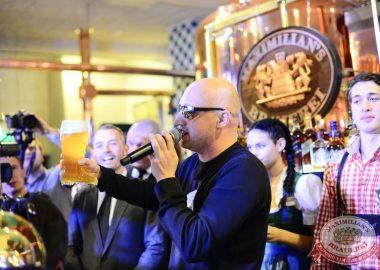 Открытие ресторана «Максимилианс» Тюмень, день первый, 6ноября2014