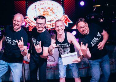 Конкурс Maximilian's band. Первый отборочный тур, 21августа2018