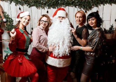 Письмо Деду Морозу: репетиция Нового года, 7декабря2019