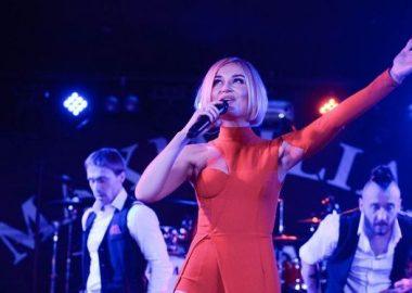 Полина Гагарина, 12марта2015