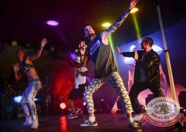 Quest Pistols: ClubShow, 16апреля2015