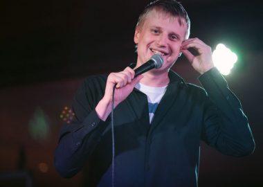 StandUp: Комиссаренко иЩербаков, 5декабря2017