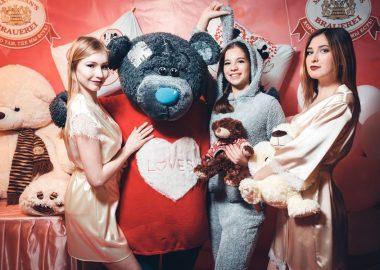 «Дыхание ночи»: «Teddy bearparty», 1марта2019