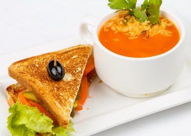 Тыквеный крем-суп
