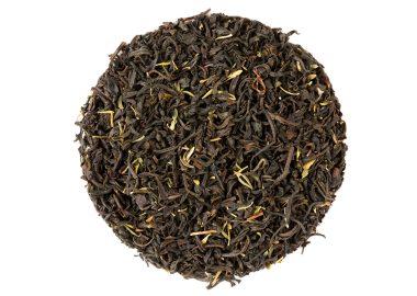 Чёрный чай с чабрецом