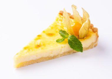 Сметанный пирог