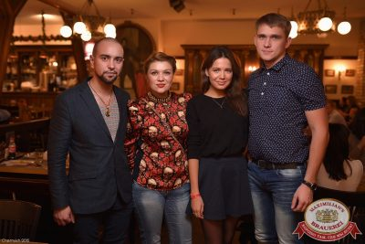 Linda, 4 октября 2015 - Ресторан «Максимилианс» Уфа - 24