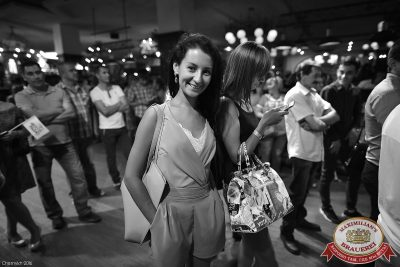 Танцплощадка! Специальный гость: Кар-мэн, 18 августа 2016 - Ресторан «Максимилианс» Уфа - 07