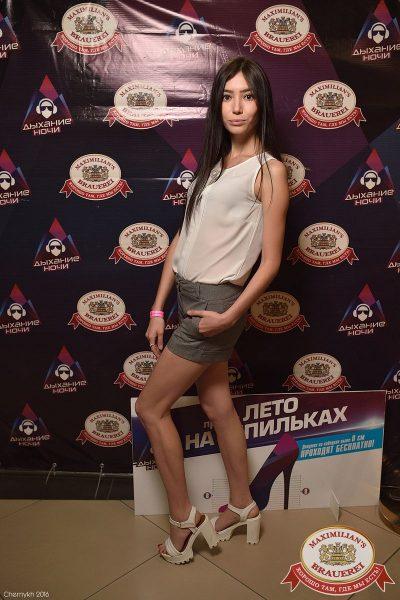«Дыхание ночи»: DJ Haipa (Москва), 26 августа 2016 - Ресторан «Максимилианс» Уфа - 04