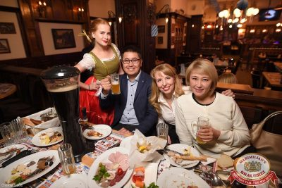 «Октоберфест-2016»: Открытие. Выбор пивной столицы, 16 сентября 2016 - Ресторан «Максимилианс» Уфа - 08