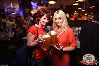 «Октоберфест-2016»: выбор пивной столицы и День именинника, 30 сентября 2016 - Ресторан «Максимилианс» Уфа - 34