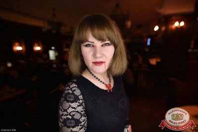 Halloween, 28 октября 2016 - Ресторан «Максимилианс» Уфа - 28