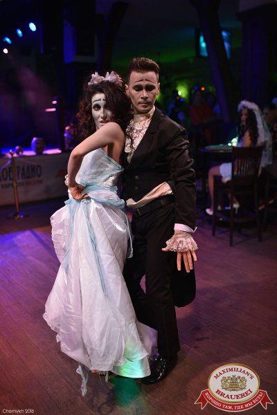 Halloween: труп невесты, 29 октября 2016 - Ресторан «Максимилианс» Уфа - 13
