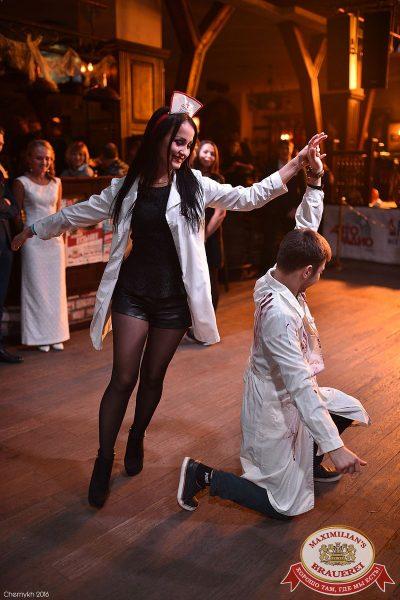 Halloween: труп невесты, 29 октября 2016 - Ресторан «Максимилианс» Уфа - 21