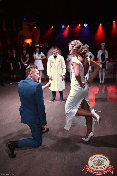 Halloween: труп невесты, 29 октября 2016 - Ресторан «Максимилианс» Уфа - 24
