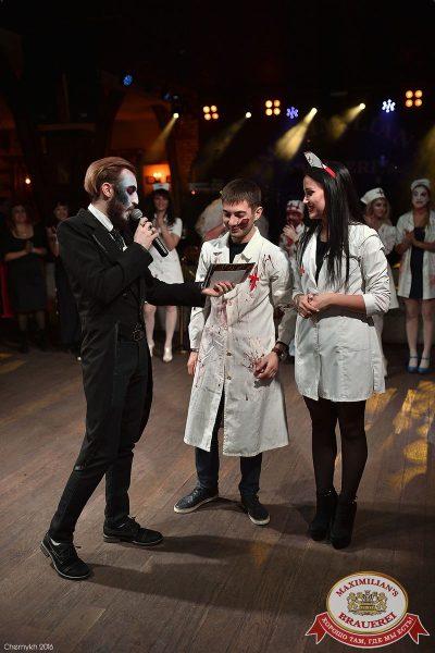 Halloween: труп невесты, 29 октября 2016 - Ресторан «Максимилианс» Уфа - 26