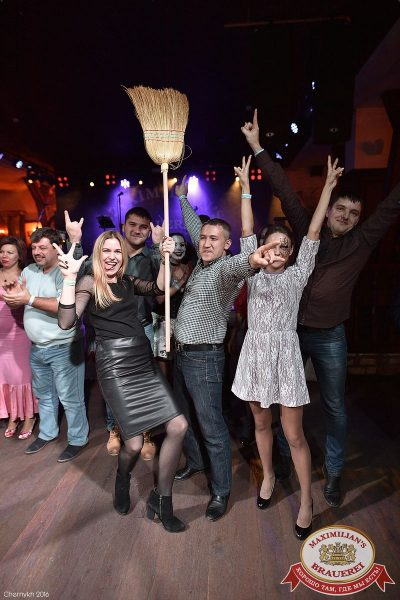 Halloween: труп невесты, 29 октября 2016 - Ресторан «Максимилианс» Уфа - 35