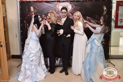Halloween: труп невесты, 29 октября 2016 - Ресторан «Максимилианс» Уфа - 4