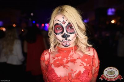 Halloween: труп невесты, 29 октября 2016 - Ресторан «Максимилианс» Уфа - 657