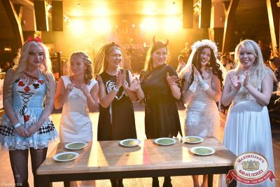 Halloween: труп невесты, 29 октября 2016 - Ресторан «Максимилианс» Уфа - 9