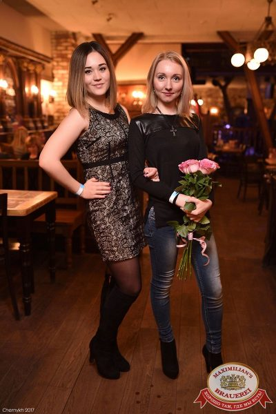 День защитника Отечества, 23 февраля 2017 - Ресторан «Максимилианс» Уфа - 53