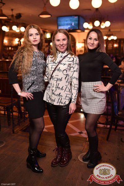 Linda, 1 марта 2017 - Ресторан «Максимилианс» Уфа - 22