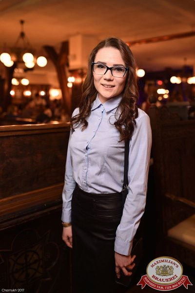 Linda, 1 марта 2017 - Ресторан «Максимилианс» Уфа - 36