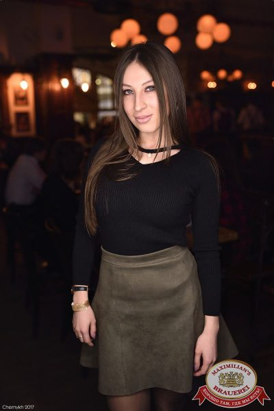 Linda, 1 марта 2017 - Ресторан «Максимилианс» Уфа - 41