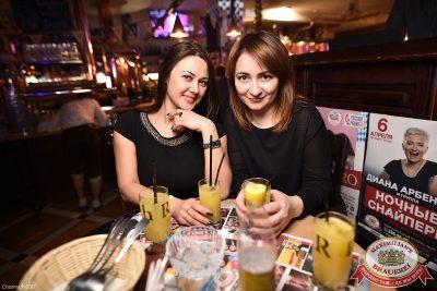 «Дыхание ночи»: Dj Antonio (Москва), 17 марта 2017 - Ресторан «Максимилианс» Уфа - 35