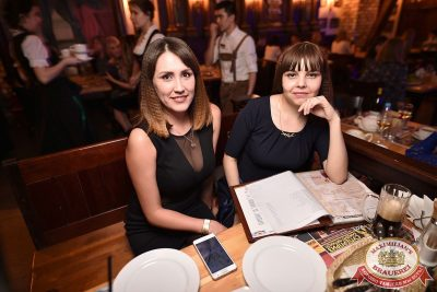 Света, 20 апреля 2017 - Ресторан «Максимилианс» Уфа - 24