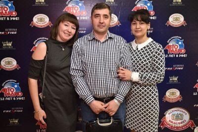 День рождения «Авторадио»: «Комиссар», «Технология» и «Размер project», 24 мая - Ресторан «Максимилианс» Уфа - 14