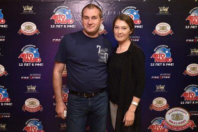 День рождения «Авторадио»: «Комиссар», «Технология» и «Размер project», 24 мая - Ресторан «Максимилианс» Уфа - 15