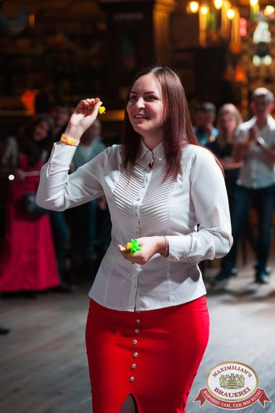 «Октоберфест-2017»: турнир по дартсу, 28 сентября 2017 - Ресторан «Максимилианс» Уфа - 25