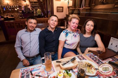 «Октоберфест-2017»: турнир по дартсу, 28 сентября 2017 - Ресторан «Максимилианс» Уфа - 37