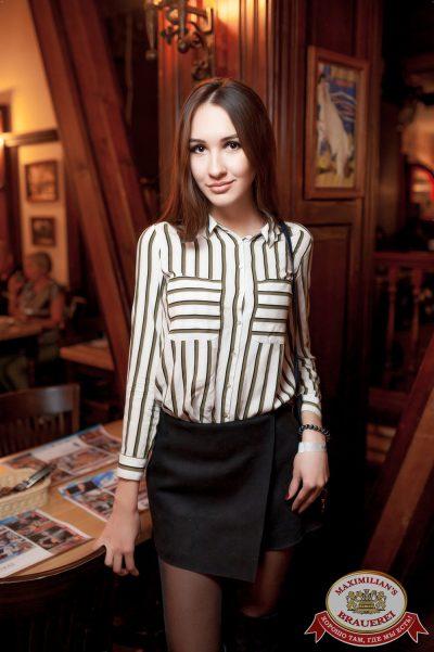 Макс Барских, 9 ноября 2017 - Ресторан «Максимилианс» Уфа - 00032