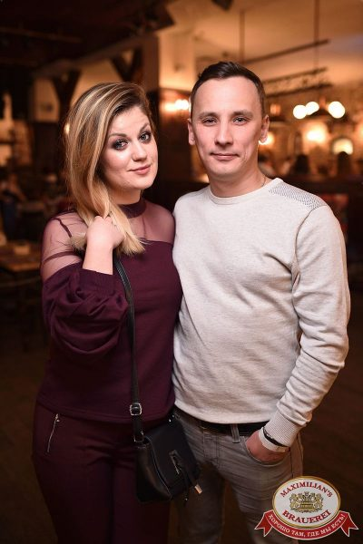 StandUp: Юля Ахмедова и Алексей Щербаков, 22 ноября 2017 - Ресторан «Максимилианс» Уфа - 41
