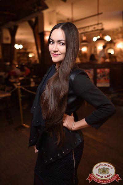 StandUp: Юля Ахмедова и Алексей Щербаков, 22 ноября 2017 - Ресторан «Максимилианс» Уфа - 42