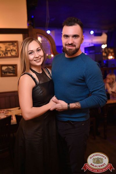 Владимир Кузьмин, 24 января 2018 - Ресторан «Максимилианс» Уфа - 21