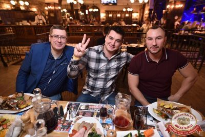 ВИА «Волга-Волга», 10 февраля 2018 - Ресторан «Максимилианс» Уфа - 50