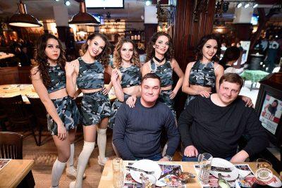 День защитника Отечества, 22 февраля 2019 - Ресторан «Максимилианс» Уфа - 8