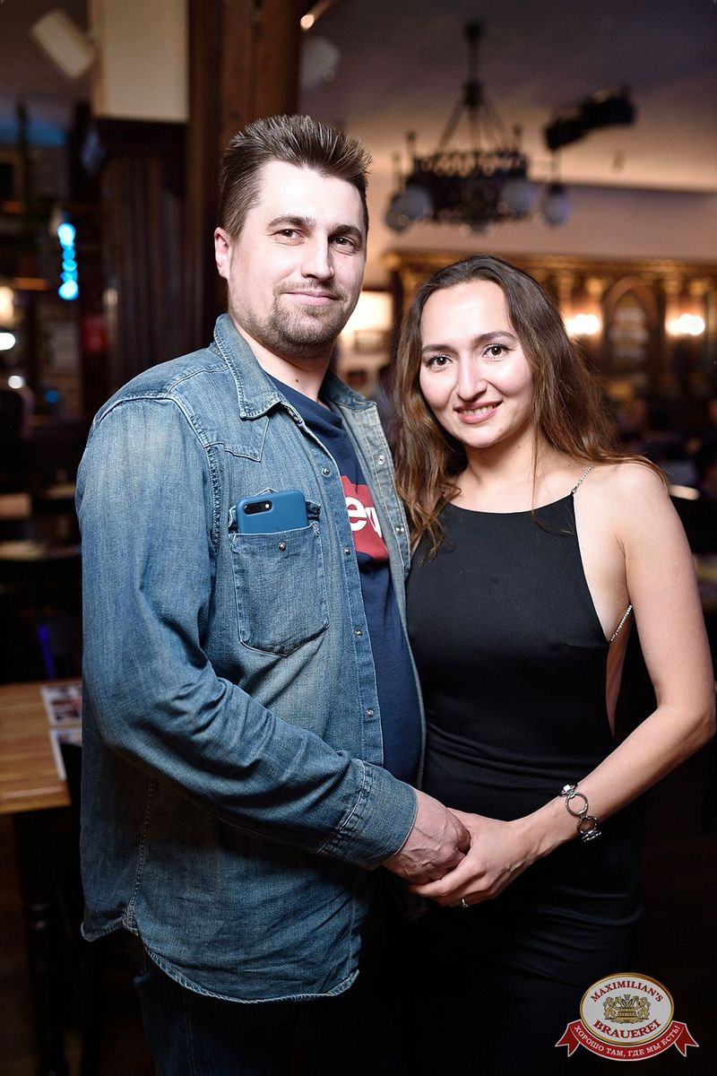 День защитника Отечества, 23 февраля 2019 - Ресторан «Максимилианс» Уфа - 46