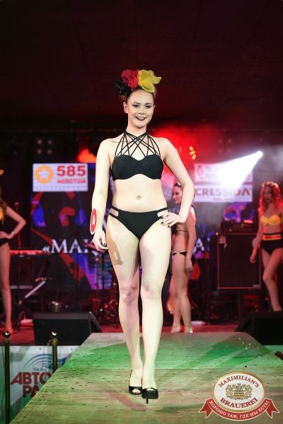 Мисс «Максимилианс», 7 апреля 2018 - Ресторан «Максимилианс» Уфа - 63